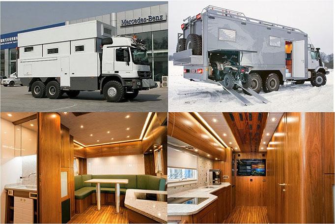 Mercedes benz zetros future truck 2025 for Mercedes benz complaint department