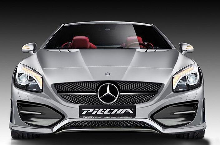 Mercedes-Benz SL Avalange GT-R