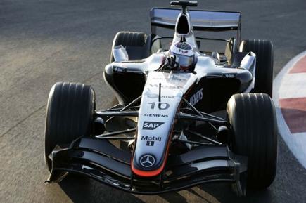 Mercedes-Benz във Формула 1