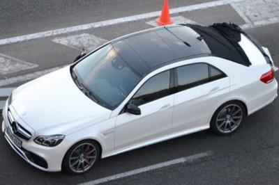 Разкрит е обновения модел Mercedes-Benz E-Class 2014г.