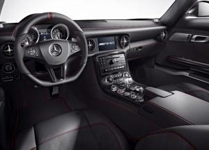 Mercedes-Benz SLS AMG GT 2013г