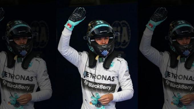 Mercedes Гран при на Австрия