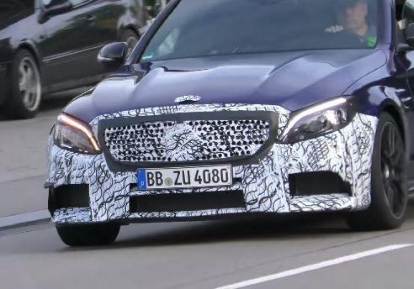 Разкрит е Mercedes-AMG C63 Wagon 2018!