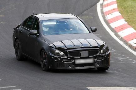 AMG разработи нов двигател за Mercedes-Benz C 63.