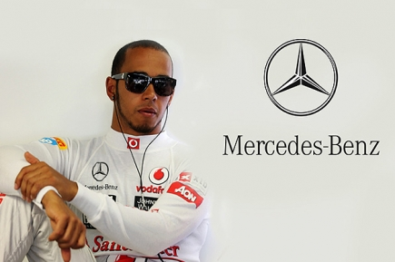 Хамилтън  със заплата в Mercedes от 31млн. долара