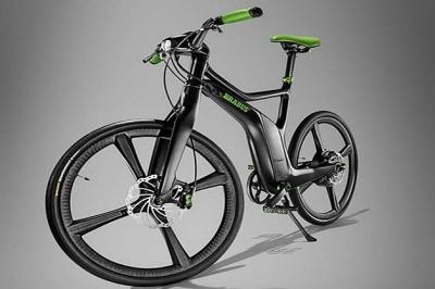 електрическо колело Еbike