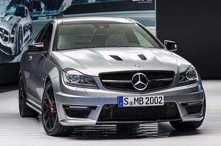 C63 AMG Edition 507 2014
