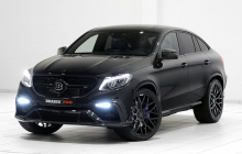 Brabus тунингова Mercedes-AMG GLE 63 S Coupe