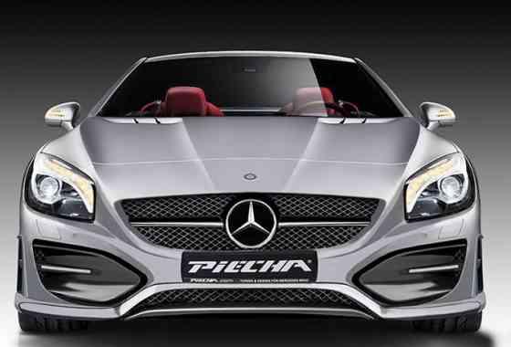 Mercedes-Benz SL Avalange GT-R тунингован от Piecha Design.